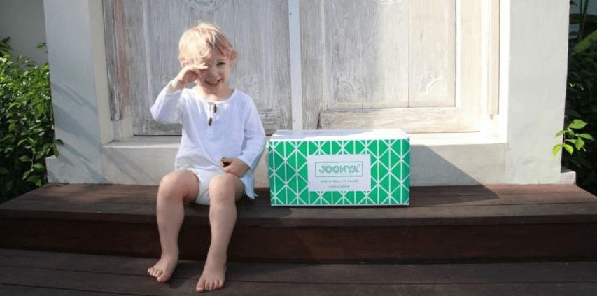 Baby essentials delivered to the doorstep