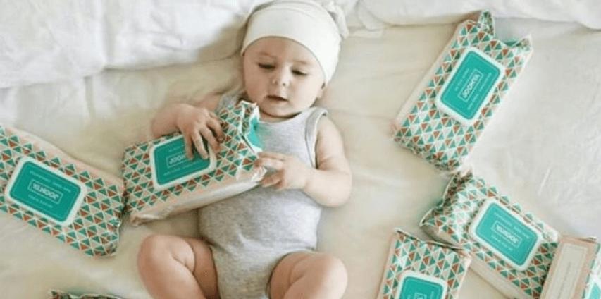 Baby wipes & childhood food allergies